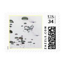 Paratrooper Postage