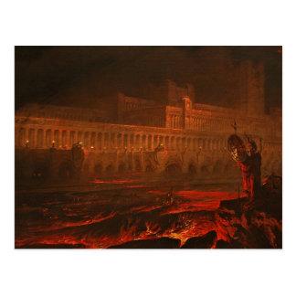 Parau na te Varua ino Words of the Devil 1892 Postcard