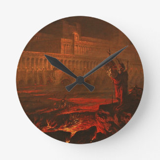 Parau na te Varua ino (Words of the Devil), 1892 Round Clock
