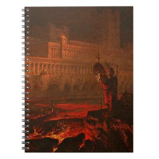 Parau na te Varua ino (Words of the Devil), 1892 Spiral Notebook