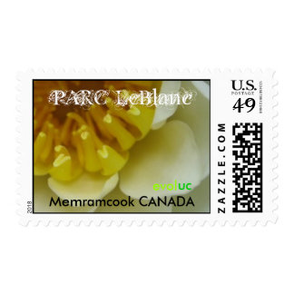 PARC LeBlanc Postage Stamps