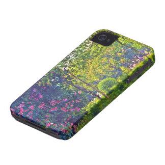 Parc Monceau Claude Monet Carcasa Para iPhone 4 De Case-Mate