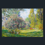 "Parc Monceau, Paris Claude Monet Cloth Placemat<br><div class=""desc"">Parc Monceau,  Paris Claude Monet cool,  old,  master,  masterpiece,  fine,  retored,   impressionism,  paint,  painting,  vibrant,  saturated,  colour,   beautiful,  nice,  quality,  high,  resolution,  landscape,  scenery,   post,  decoration,  colors,  paris,  france,  renewed best,  seller,  colourful, cheap</div>"
