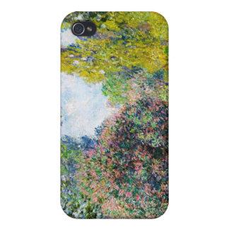 Parc Monceau, París Claude Monet iPhone 4 Fundas