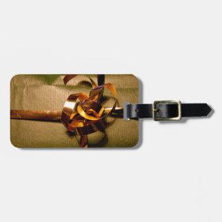 Parcel Travel Bag Tag
