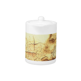Parched Earth Art Texture-effect Tea-Pot Teapot