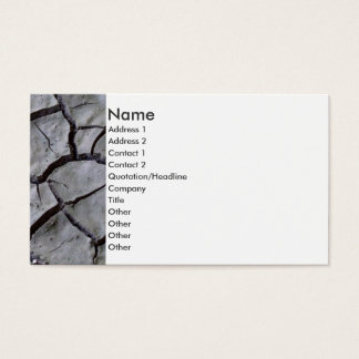 Parched Earth Business Card