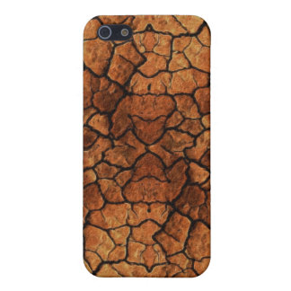 Parched Earth-effect iPhone 4 Case