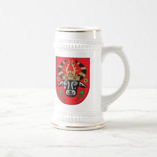Parchim Coat of Arms Mug
