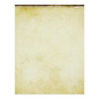 Parchment Paper Stationery Letterhead