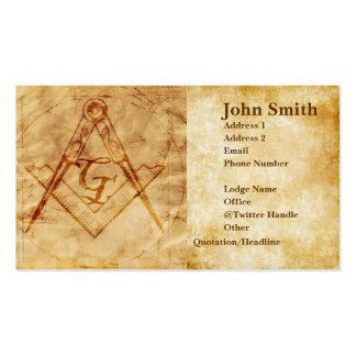 Parchment Standard Business Card