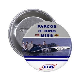 Parcos O-Ring Miss Unlimited Hydroplane Button