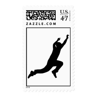 Parcouring jump postage