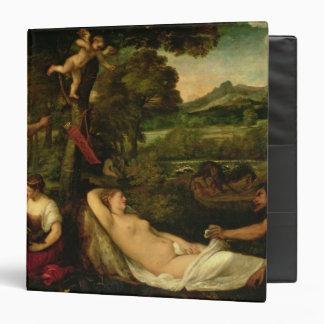 Pardo Venus or Jupiter and Antiope Binders