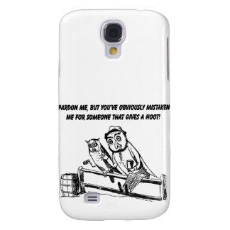 Pardon Me - Sarcastic Humor Galaxy S4 Cases
