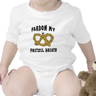 Pardon My Pretzel Breath T-shirts