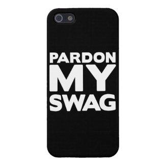 Pardon My Swag iPhone SE/5/5s Case