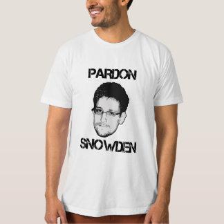 Pardon Snowden T-Shirt