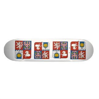Pardubice Region Czech Skate Board Decks