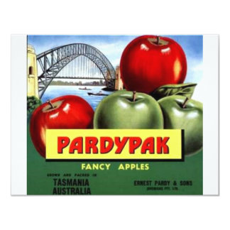 Pardypak Card