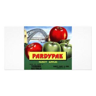 Pardypak Custom Photo Card