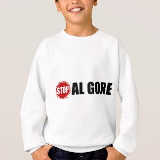 Pare a Al Gore Sudadera