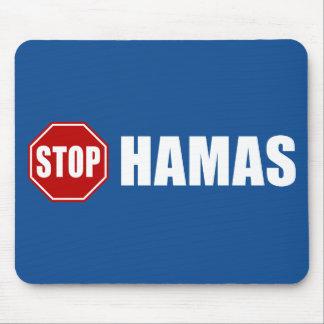 Pare a Hamás Tapete De Raton