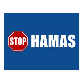 Pare a Hamás Tarjetas Postales