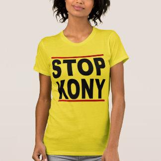 Pare a José Kony 2012, parada en nada, política Tshirt