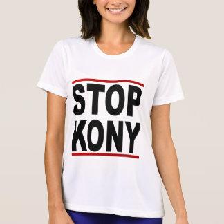 Pare a José Kony 2012, parada en nada, política Camisetas