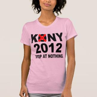 Pare a José Kony 2012, parada en nada, político Camiseta