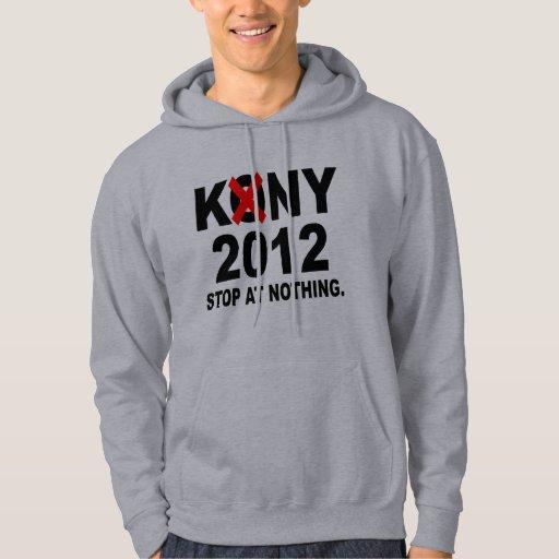 Pare a José Kony 2012, parada en nada, político Sudadera