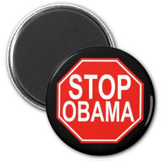 Pare a Obama Imán Redondo 5 Cm