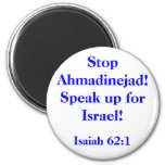 ¡Pare Ahmadinejad! Iman Para Frigorífico