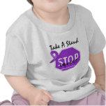 Pare al cáncer de Leiomyosarcoma toman un soporte Camiseta