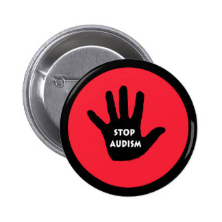 Pare Audism Pin