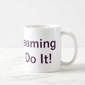 ¡Pare Deaming y Go lo hace! Taza