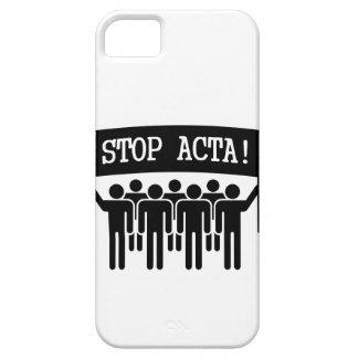 Pare el ACTA Funda Para iPhone SE/5/5s