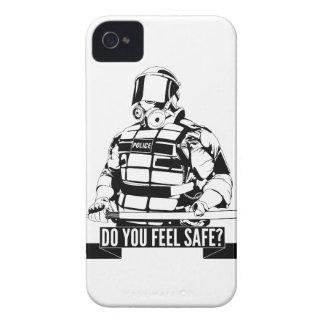 Pare el arte de la brutalidad policial para ocupan Case-Mate iPhone 4 carcasa