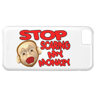 Pare el asustar de mi mono
