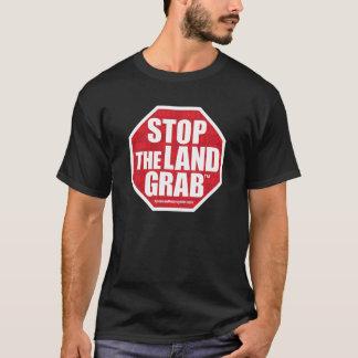 Pare el camisetas del gancho agarrador de la