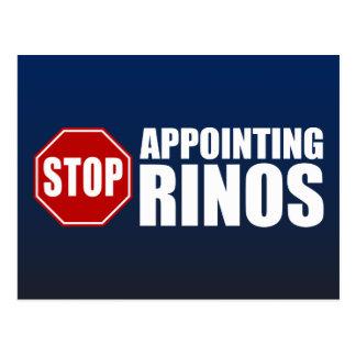 Pare el designar de RINOs Postales