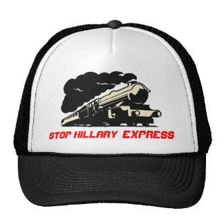 pare el gorra de hillary