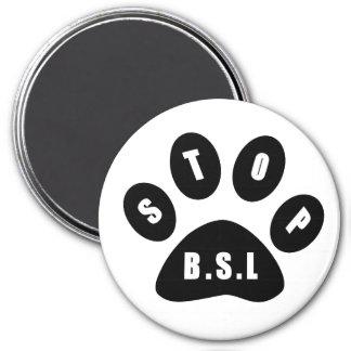 Pare el imán de BSL