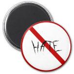 Pare el imán del odio