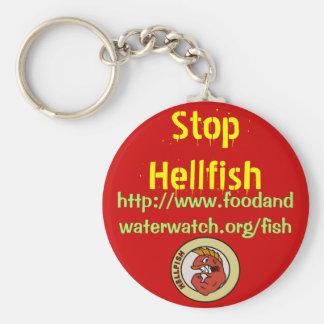 pare el llavero de los infierno-pescados