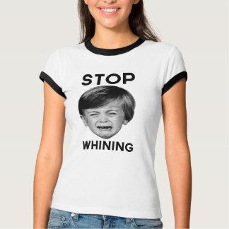 Pare el lloriquear polera