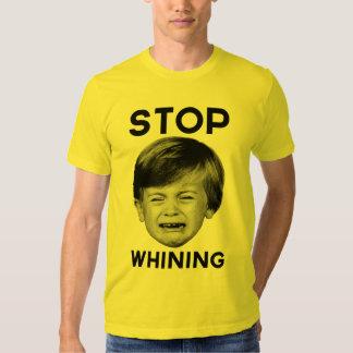 Pare el lloriquear poleras