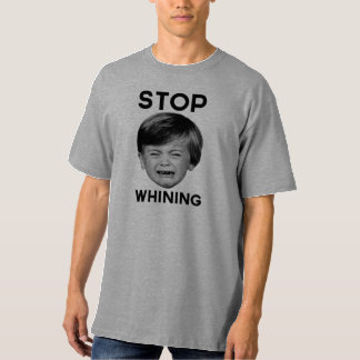 Pare el lloriquear remeras
