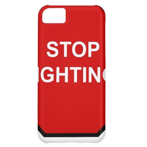 Pare el luchar